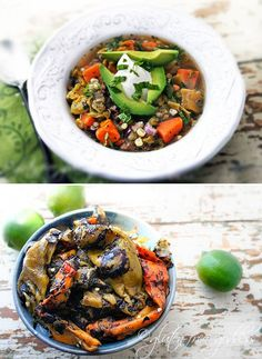 Roasted Hatch Chile Stew - plus 49 more delicious hatch chile recipes!