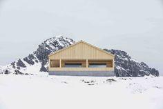 Gallery of Ski Lodge Wolf / Bernardo Bader Architects - 11