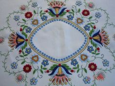 polish embroidery   Tumblr