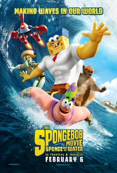 SpongeBob: Sponge Out of Water - See the trailer   http://trailers.apple.com/trailers/[studio]/[movie title]/
