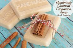 28 DIY Soap Recipes For Spa Days, Gifts and More!