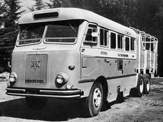 1958 Henschel HS 3 170