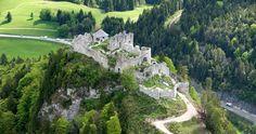 Burg Ehrenberg vom Schlosskopf