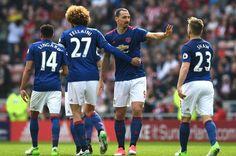 Hajar Sunderland, Manchester United Geser Arsenal