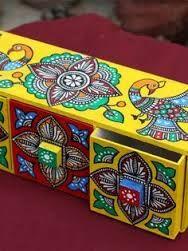 Image result for kalamkari jewellery box