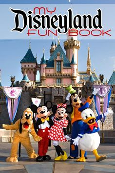 Disneyland Fun Book Free Printable -  Disneyland is fun all on it's own, but why not add even more excitement for your kiddos with a little Disneyland fun book?! There are a lot of times at Disneyland where you will find yourself waiting: waiting for a show to start, waiting for the parade, younger kids waiting for older kids to ride a ride. Print it out for your kiddos next time you are headed to Disneyland.