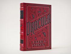 Dracula | Jessica Hische #typography #bookdesign #books