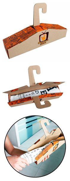 Creative T Shirt Packaging: Patalastas Shirts                                                                                                                                                                                 More