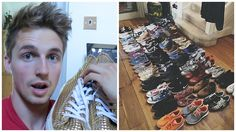 cool My Ridiculous Shoe Assortment