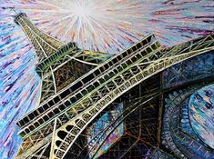 2020 Wall Calendar for Natasha Mylius Impressionism, Art Painting, Contemporary Impressionism, Fine Art, New Art, Cityscape, Paris Painting, Painting, Art Inspiration Painting