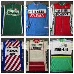 Currently on eBay  wool cycling team jerseys 0e48537da
