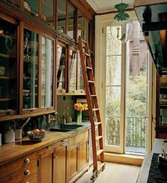 Planning a Victorian home's kitchen remodel… a collection of kitchen inspiration and design details.