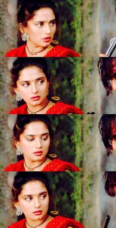 Madhuri Dixit in Khalnayak