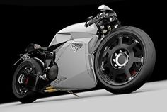 Italian designer Paolo De Giusti has created a stunning electric concept bike called the Big Battery naked se. The unique concept incorporates an aggressively look with an all black and silver coloring. Above everything else, the bike is eco-friendly and is powered by a shared battery system. The user can swap the empty battery with a fully charged one at an automatic robot station envisaged by the designer.