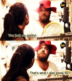 Do I look like a ditchable prom date to you? (ryan dunn)