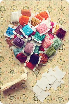 oooo embroidery threads