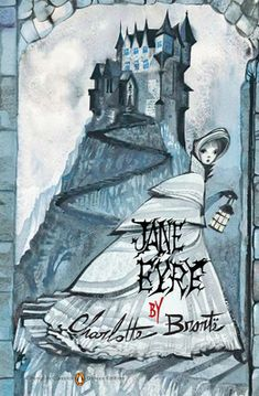 Jane Eyre - When I bought my own edition (since my only other copy is part of an anthology), I got this edition. Love it.