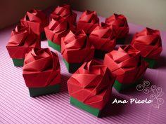 Origami Rose box shin han