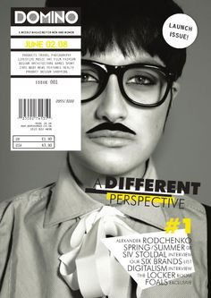 #editorial design #magazine #cover