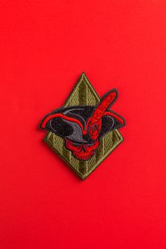 Maxpedition Game Over Funny 3D Pvc Rubber Badge Airsoft Moreel Patch Arid