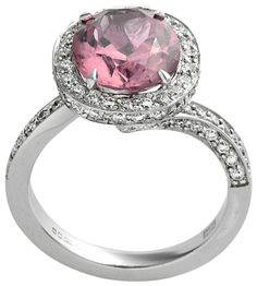 pink-spinel-and-dimond-cluster-ring-with-a-diamond-set-shank