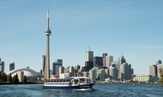 Groupon - C$ 12 for Boat Tour of Toronto Harbour and Islands from Toronto Harbour Tours (C$29.32 Value) in Downtown Toronto. Groupon deal price: C$12