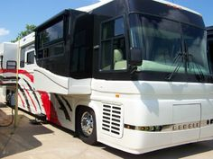 White Newell Luxury Motorcoach...BJL