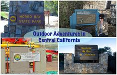 Looking for some exciting outdoor adventures on the Central Coast of California? Check out our list of suggestions of the best places for hiking, nature walks, mountain biking, kayaking, birdwatching, and other adventures around Los Osos California. #LosOsos #BaywoodPark @losososbaywood