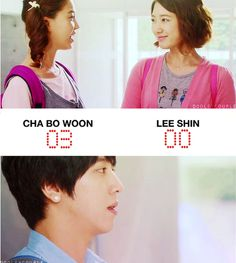 Loved how lee shin booked cha bo woon Boys Over Flowers, Flower Boys, Lee Shin, My Love From Another Star, Playful Kiss, Avan Jogia, Dream High, Love Rain, Park Shin Hye