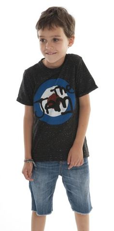 The Jam Speckle T-Shirt - Amplified Kids