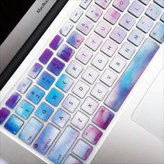 Macbook Keyboard Cover - Sky Marble                                                                                                                                                                                 もっと見る