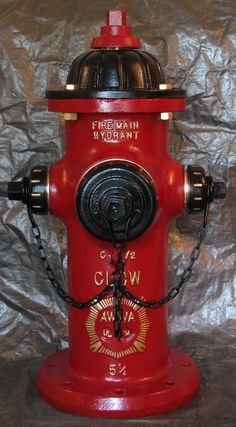 Everybody likes this one. NuHydrant
