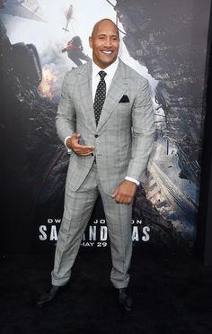 Dwayne Johnson Photos - Premiere Of Warner Bros.' 'San Andreas' - Arrivals - Zimbio