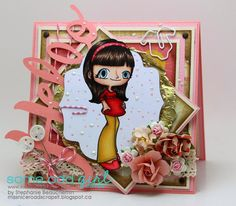 Mommy Mae (digi) stamp