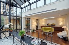 TrendHome: Thierry Mugler NY Penthouse [For Sale] wow love the windows