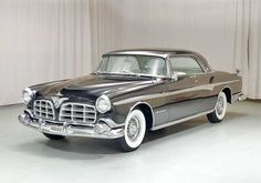 1955 Imperial Newport Drivers Side Front View