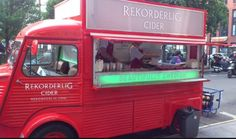 """@markinapub: """"Got to love a @Rekorderlig Cider #spiritofsummer ~ """"@BishopOutOfResidence: one of these might be paying us a visit this weekend!"""""""