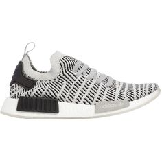68dc895c203e9 Adidas Originals Men Nmd R1 Stlt Primeknit Sneakers (€215) ❤ liked on  Polyvore featuring men s fashion