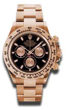 Rolex - Daytona Everose Gold - Bracelet
