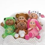 My daughter loves Cabbage Patch Cuties Cabbages, Cabbage Patch Kids, Grandparent, Daughter Love, Baby Time, Teddy Bear, Toys, Awesome, Christmas