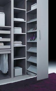 DECOSHUI: TU VESTIDOR Como cuidar su estética y su funcionalidad a la hora de montarlo en casa.