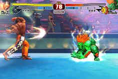Street Fighter 4 for your Android Device!
