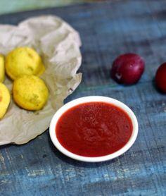 how to make plum chutney, aloo bukhare ki chutney, plum chutney sweet and spicy Plum Chutney, Sweet And Spicy, Recipes, Ripped Recipes, Cooking Recipes, Medical Prescription, Recipe