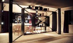 Möbel #architecture #wood #interior #furniture #chalet Architekt: Holzbox Tirol; Foto: Umfeld Concept GmbH