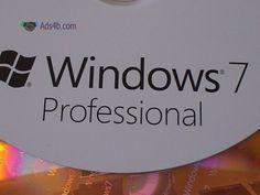 Windows 7 Professional Licença,Key-NOVA-32/64bits Licença para Sistema Operativo Windows 7 Professional Para 32 ou 64 bits NOVA ( NUNCA aplicada ou usada ) adquirida atraves de fornecedor of...