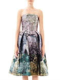 Mary Katrantzou designs and creates the most incredidble pieces
