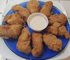 Carrie's Kitchen Creations: The BEST Keto Fried Chicken Tenders ~ A Family Favorite
