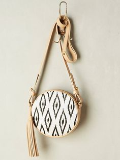 A festival fave - Cynthia Vincent Cross Body Bag.