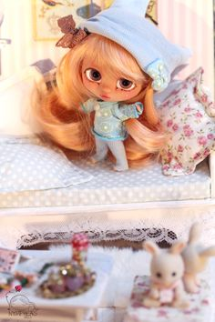 Nymphette Chibi Light Moka Skin | Nympheas Dolls BJD