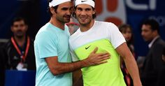 Roger Federer will play Rafael Nadal at the Australian Open this Sunday, giving the greatest tennis rivalry of our time is getting one more chapter.